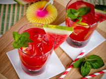 Watermelon mojito Royalty Free Stock Image