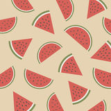 Watermelon pattern Stock Photos