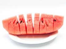 Watermelon without peel Royalty Free Stock Photography