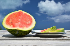 Watermelon Stock Image