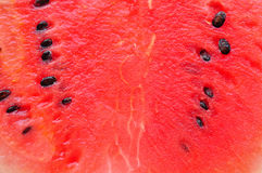 Watermelon. Red watermelon, close texture or background Stock Image
