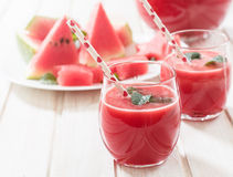 Watermelon refreshment Royalty Free Stock Photos
