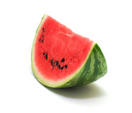 Watermelon's slice Stock Photos