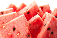 Watermelon's slices Royalty Free Stock Photography