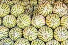 Watermelon Sale Royalty Free Stock Images