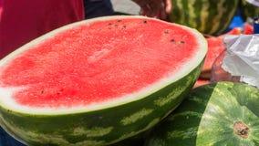 Watermelon For Sale Stock Photos