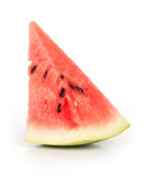 Watermelon slice Stock Photo