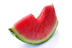 Watermelon slice Royalty Free Stock Photography
