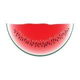 Watermelon_slice Στοκ Φωτογραφίες