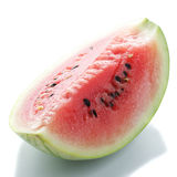 Watermelon slice with reflection Royalty Free Stock Images
