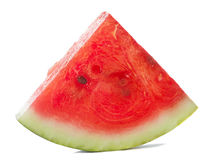Watermelon slice Royalty Free Stock Photos