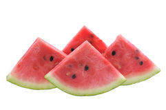 Watermelon slices Royalty Free Stock Image