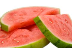 Watermelon Slices stock photography