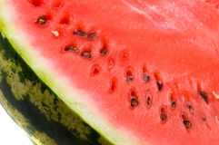 Watermelon slices. Royalty Free Stock Image
