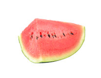 Watermelon  solated on white background Stock Photos