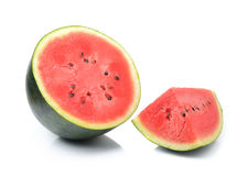 Watermelon  solated on white background Royalty Free Stock Images