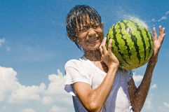 Watermelon, Stock Photo