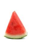 Watermelon split slide yummy fresh summer fruit sweet dessert Stock Photography
