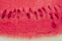 Watermelon surface and background Stock Photo
