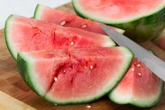 Watermelon, Sweet, Juicy, Fruit Royalty Free Stock Photography