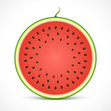 Watermelon texture background with seeds Stock Photography