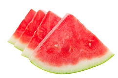 Watermelon Wedges Royalty Free Stock Photography