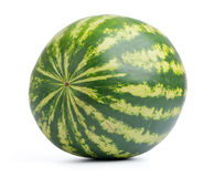 Watermelon  on white background. Royalty Free Stock Images