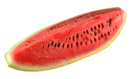 The watermelon. Royalty Free Stock Photo
