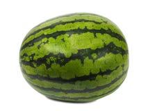 Watermelon on white Stock Photos