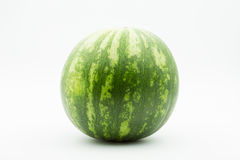 Watermelon on whitebackground Stock Image