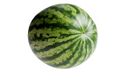 Watermelon whole Stock Image