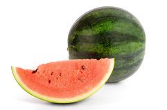 Watermelone melon royalty free stock photo