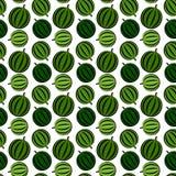 Watermelone pattern Stock Image