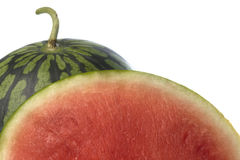 Watermelons Isolated Royalty Free Stock Image