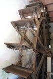Watermill轮子 免版税图库摄影