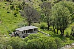 Watermill в Греции Стоковые Изображения RF