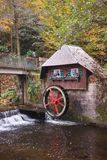 watermill Obraz Royalty Free