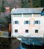 Watermill stockfotos