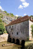watermill Royaltyfria Foton
