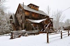 Watermill Photographie stock libre de droits