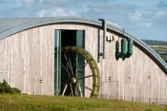 Watermill Royalty Free Stock Photography