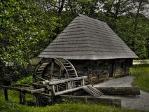 watermill Lizenzfreie Stockbilder