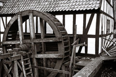 Watermill Photographie stock libre de droits