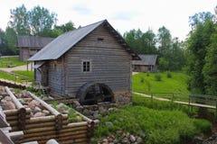 watermill Royalty-vrije Stock Afbeeldingen