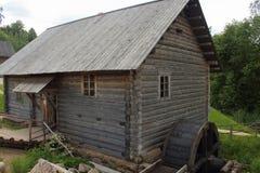 watermill Stock Afbeeldingen