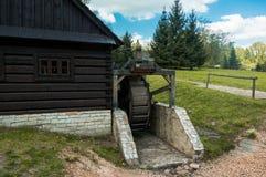 watermill Imagem de Stock Royalty Free