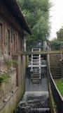 watermill Lizenzfreies Stockfoto