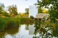Watermill. In Alcala de Guadaira, Seville, Spain Royalty Free Stock Images