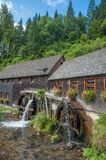 Watermill,black forest,schwarzwald,germany Stock Images