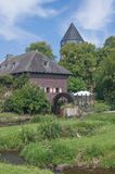 Watermill,Brueggen,Germany Royalty Free Stock Photos